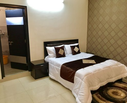 Service Apartments Ahmedabad